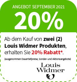 Louis Widmer 20 prozent
